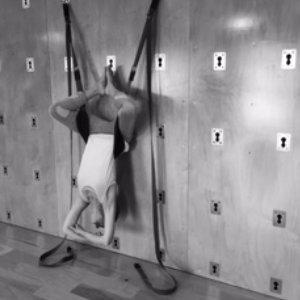 Yoga Instructor Cindy Bradley demonstrating Strength Yoga